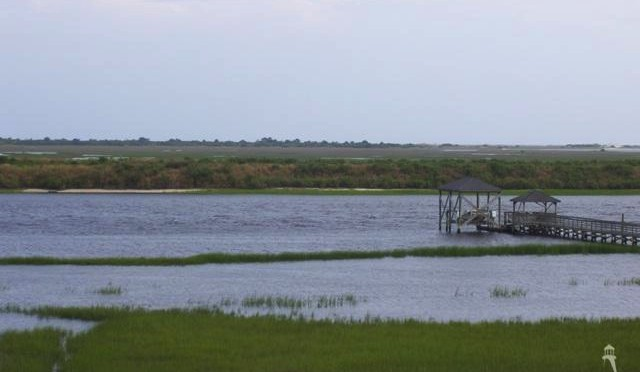 Waterway Properties in Holden Beach