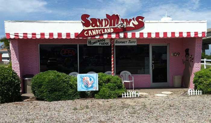 Sandman's Candyland