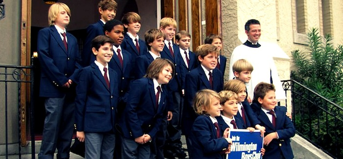 The Wilmington Boys Choir