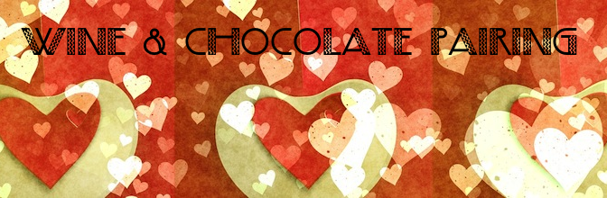 Cheers to Love and Chocolate