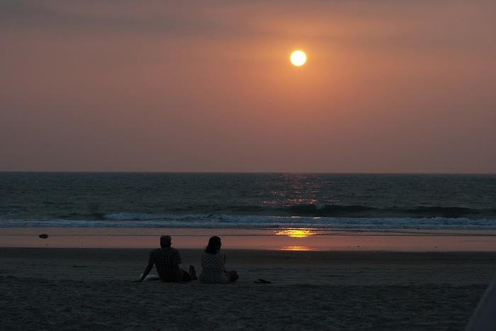 Spending Valentine's Day on Holden Beach