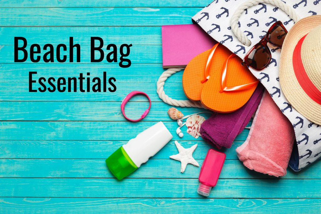 Beach Bag Essentials for Your Holden Beach Vacation