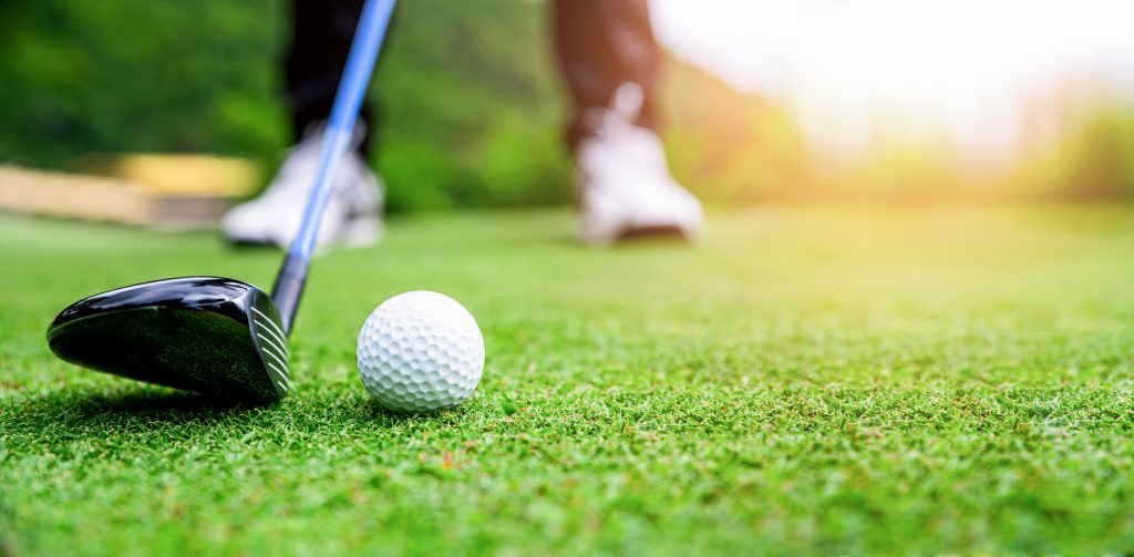 Play a Round of Golf this Winter in Holden Beach