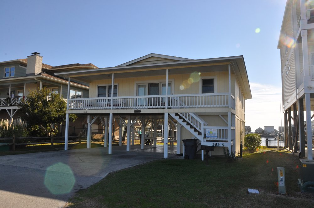 Faraway 183hp Vacation Home In Holden Beach